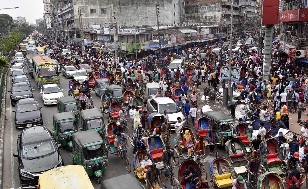 রমজানে ঢাকা শহর (মে ২৪, ২০১৯)